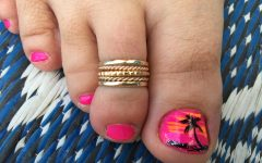 Custom Fit Toe Rings