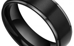 Black Male Wedding Bands