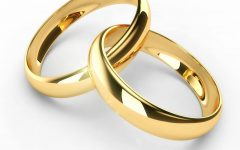 Intertwined Wedding Bands