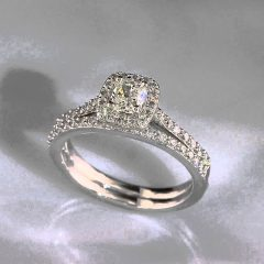 Rogers And Holland Engagement Rings