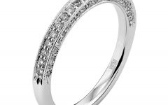 Scott Kay Tiara Wedding Bands