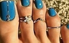 Pretty Toe Rings