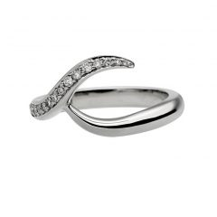 Interlocking Wedding Bands