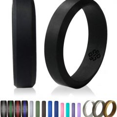 Stretchy Wedding Bands