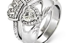 Claddagh Rings Engagement Sets