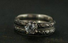 Renaissance Style Engagement Rings