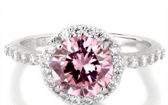 October Birthstone Engagement Rings