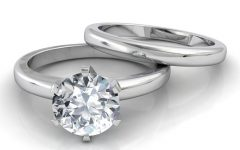 Wedding Bands to Match Solitaire Engagement Ring