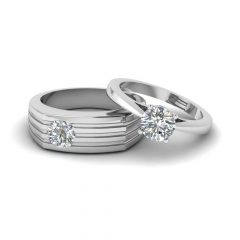 Couples Anniversary Rings
