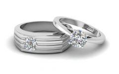Matching Anniversary Rings