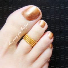 Full Circle Toe Rings