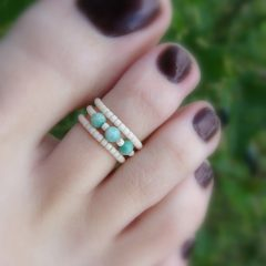 Stackable Toe Rings