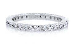 Cz Anniversary Rings
