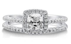 Wedding and Engagement Ring Sets