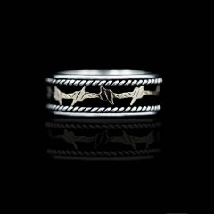 Mens Western Wedding Bands