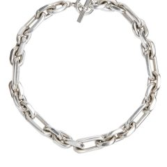 Silver Chain Necklaces