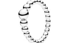 Strings of Beads Rings