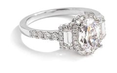 Diamond Wedding Rings Settings