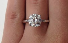 2.0 Carat Diamond Engagement Ring