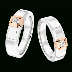 The Vow Wedding Rings