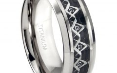 Masonic Wedding Bands