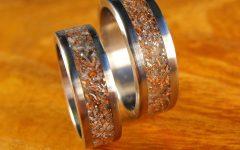 Titanium Wedding Bands Sets His Hers