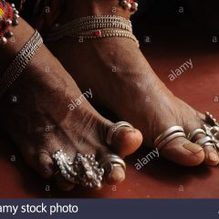 Traditional Toe Rings