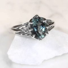 Tree Of Life Engagement Rings
