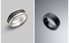 David Yurman Men's Wedding Bands