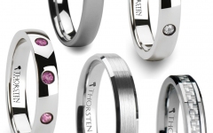 Women Tungsten Wedding Bands
