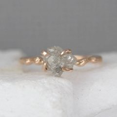 Tree Inspired Engagement Rings