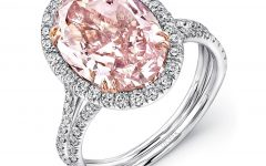 Colorful Diamond Engagement Rings