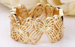 Openwork Butterfly Rings
