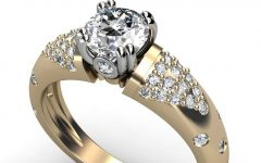 Female Engagement Rings