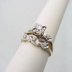 Estate Wedding Rings