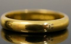 22 Carat Gold Wedding Rings