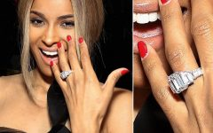 Beyonce's Wedding Rings