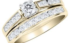 Wedding Rings With Engagement Ring Sets