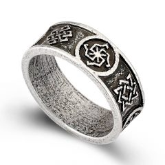 Norse Engagement Rings