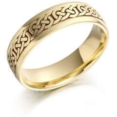 Mens Gold Engagement Rings