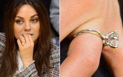 Hollywood Wedding Rings