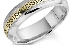 Mens Irish Wedding Rings