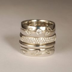 Custom Design Wedding Bands