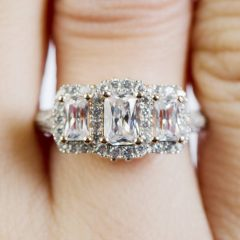 Vintage Anniversary Rings For Her
