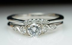 Inexpensive Diamond Wedding Ring Sets