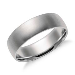 Men Platinum Wedding Bands
