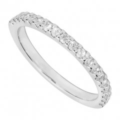 Platinum Diamond Wedding Bands