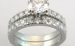 Engagement Ring and Wedding Band Sets