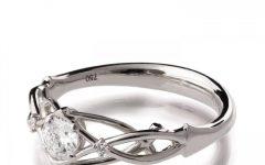 Gaelic Engagement Rings