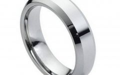 Tungsten Engagement Rings for Her